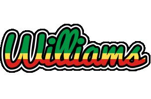 Williams african logo