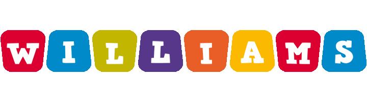 Williams kiddo logo