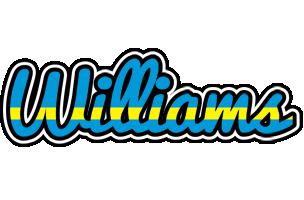 Williams sweden logo