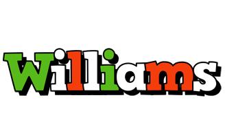 Williams venezia logo