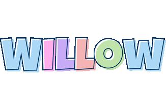 Willow Logo | Name Logo Generator - Candy, Pastel, Lager ...