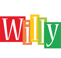 Willy colors logo