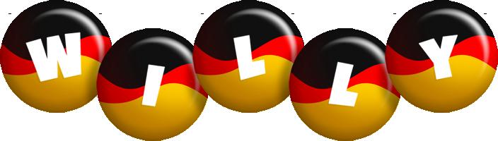 Willy german logo