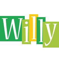 Willy lemonade logo
