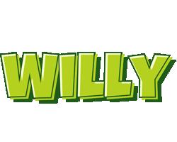 Willy summer logo