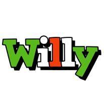 Willy venezia logo