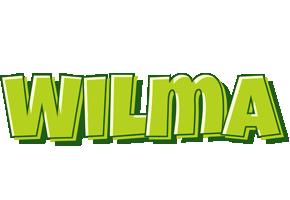Wilma summer logo