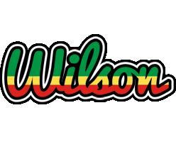Wilson african logo