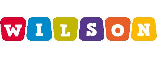Wilson daycare logo