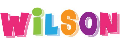 Wilson friday logo
