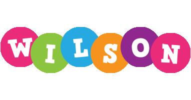 Wilson friends logo