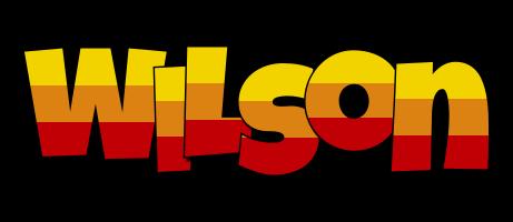 Wilson jungle logo