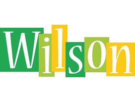 Wilson lemonade logo