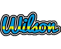 Wilson sweden logo