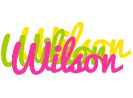 Wilson sweets logo