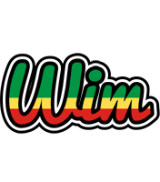 Wim african logo
