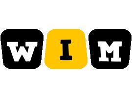 Wim boots logo