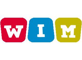 Wim daycare logo