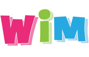 Wim friday logo