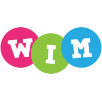 Wim friends logo