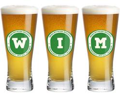 Wim lager logo