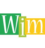 Wim lemonade logo
