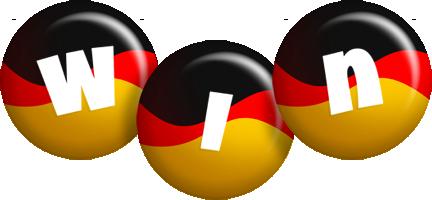Win german logo