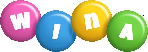 Wina candy logo