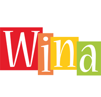 Wina colors logo