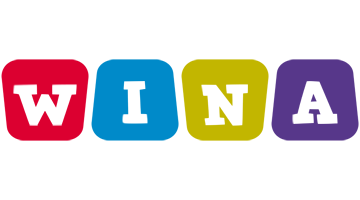 Wina daycare logo