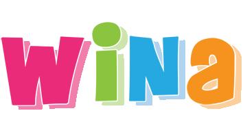 Wina friday logo