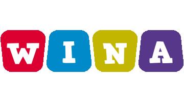 Wina kiddo logo