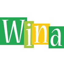 Wina lemonade logo