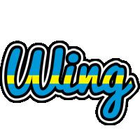 Wing sweden logo