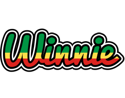Winnie african logo