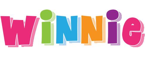 Winnie friday logo