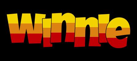 Winnie jungle logo