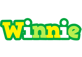 Winnie soccer logo