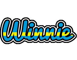 Winnie sweden logo