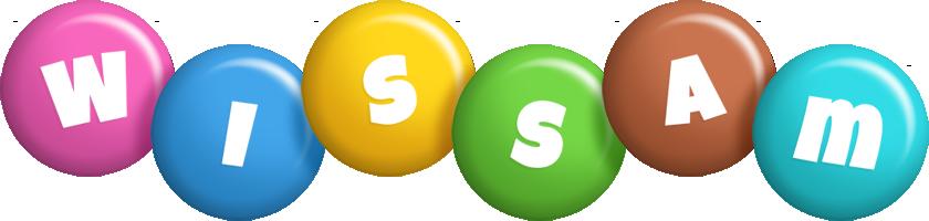 Wissam candy logo