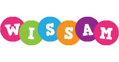 Wissam friends logo
