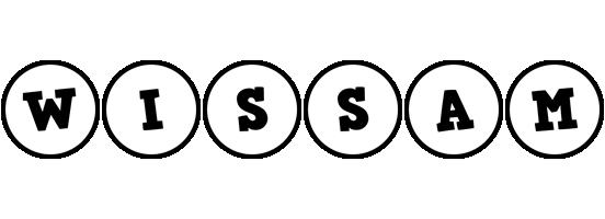 Wissam handy logo