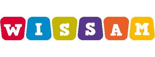 Wissam kiddo logo