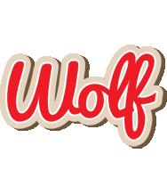 Wolf chocolate logo