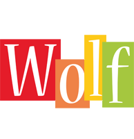 Wolf colors logo