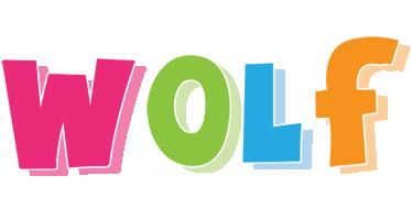 Wolf friday logo