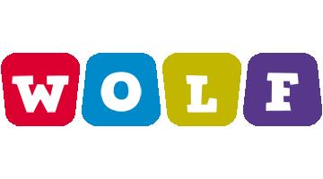 Wolf kiddo logo