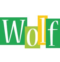 Wolf lemonade logo