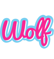 Wolf popstar logo