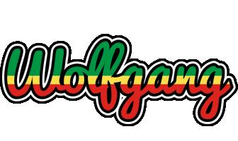 Wolfgang african logo